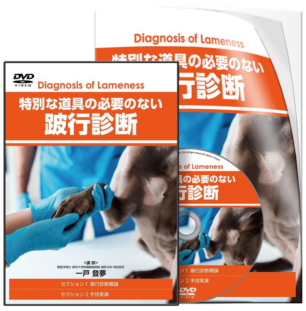 一戸PJ_特別な道具の必要のない跛行診断-S2│医療情報研究所DVD