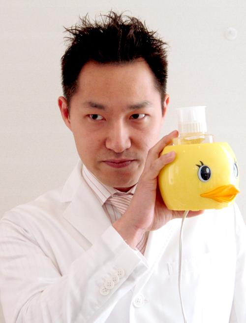 山口潤先生