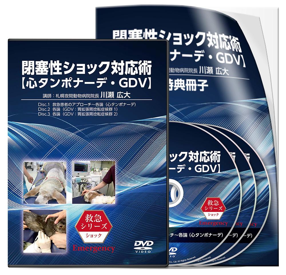 川瀬PJ_閉塞性ショック対応術-S1│医療情報研究所DVD