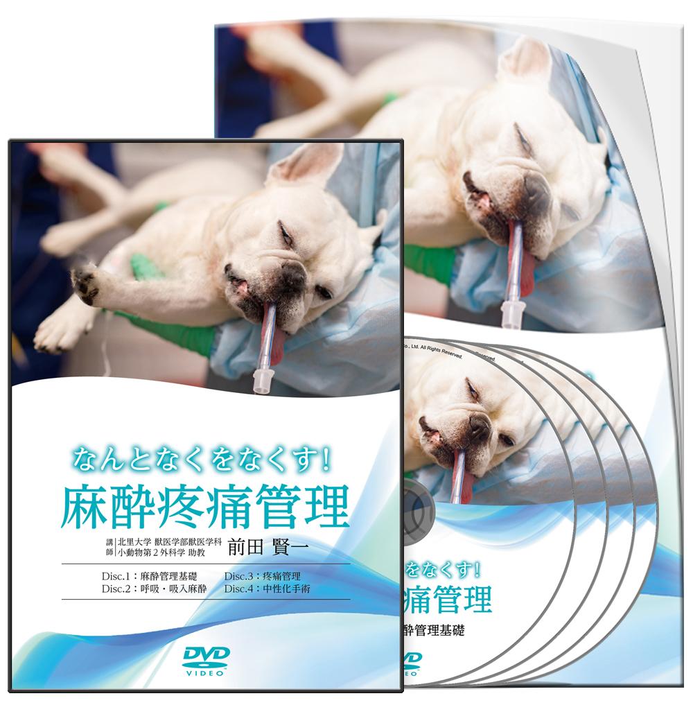 前田PJ_なんとなくをなくす! 麻酔疼痛管理-S1│医療情報研究所DVD