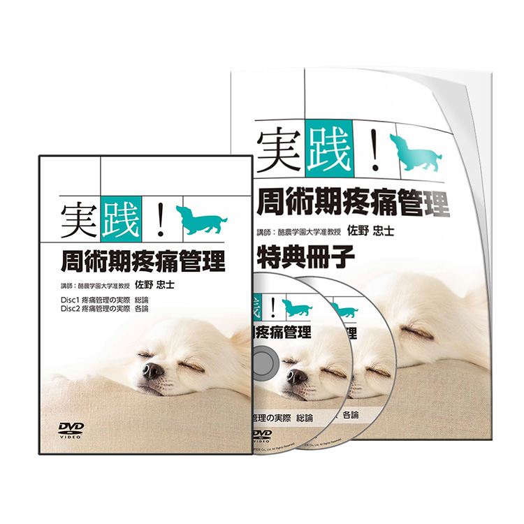 佐野PJ_実践!周術期疼痛管理-S1│医療情報研究所DVD