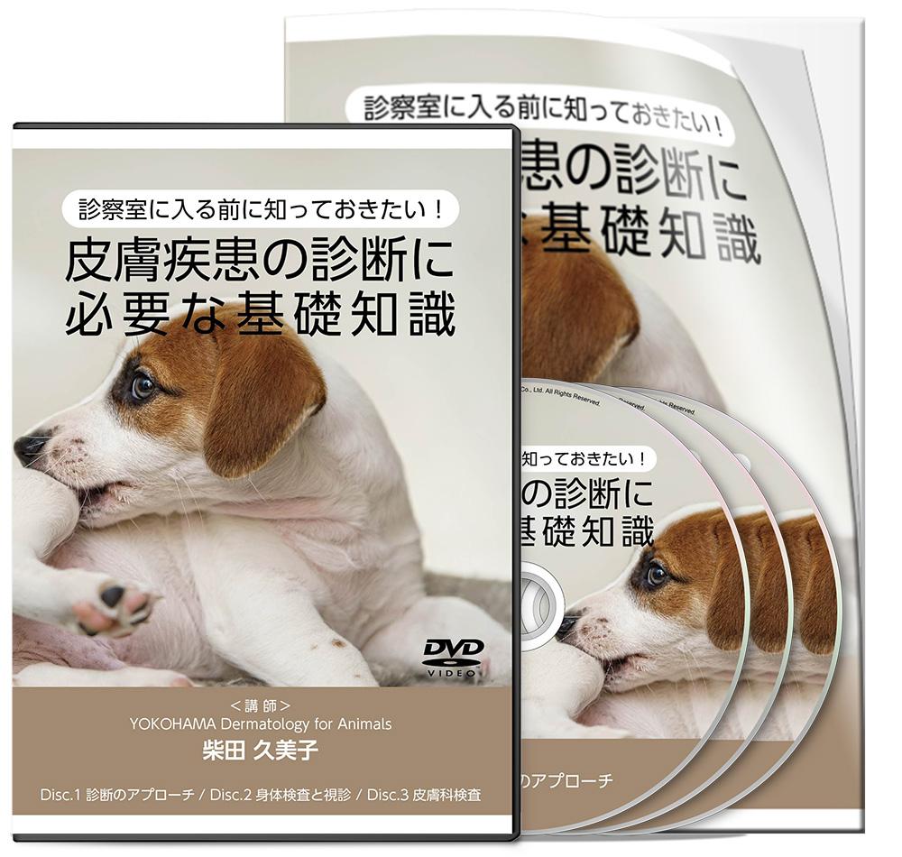 柴田PJ2_診察室に入る前に知っておきたい! 皮膚疾患の診断に必要な基礎知識-S2│医療情報研究所DVD
