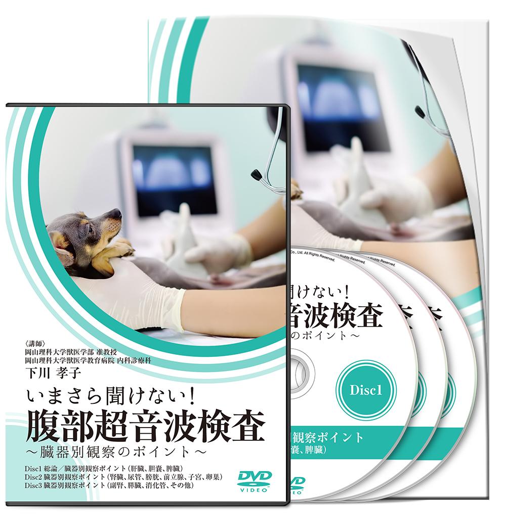 下川PJ_いまさら聞けない! 腹部超音波検査〜臓器別観察のポイント〜(CP用)│医療情報研究所DVD