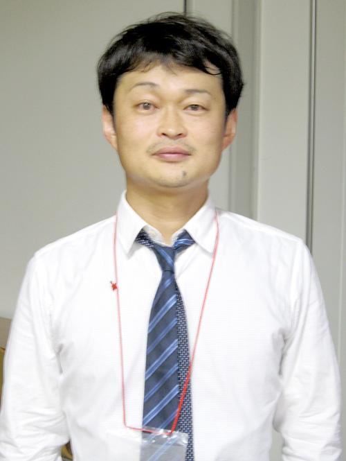 十川 英先生