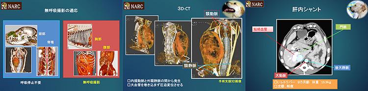 症例解説をもとに、CT読影・撮影技術をわかりやすく学べます